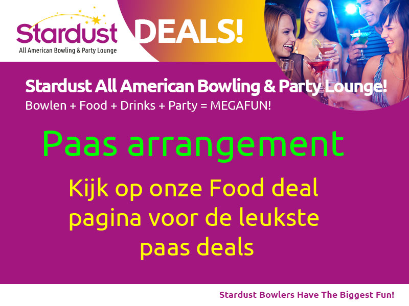 Deals, Deals en nog eens Deals